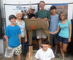 archery lessons adult and kids - pennsylvania archery range
