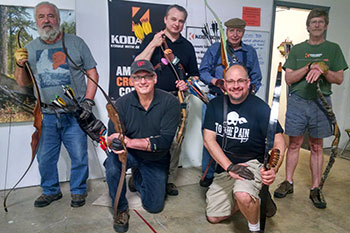 recurve archery range west chester pennsylvania