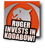 Ruger Invests in Kodabow Crossbows