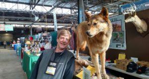 Mark from Kodabow at a tradeshow